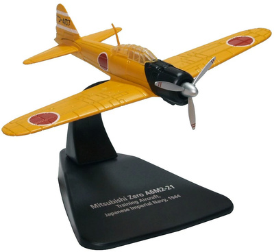Mitsubishi A6M2 Imperial Japanese Navy, 1944, 1:72, Oxford