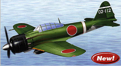 Mitsubishi A6M3 Zero, Imperial Japanese Navy, 1:48, Franklin Mint