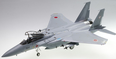 Mitsubishi F-15J Eagle, Japan Air Self Defense Force, 305 Squadron, 1:72, Witty Wings
