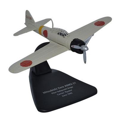 Mitsubishi Zero A6M2, Koga Ryuho, 1942, 1:72, Oxford
