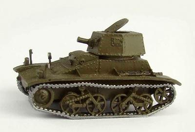 Mk IIIB Dutchman, tanque ligero, 1:72, Wespe Models