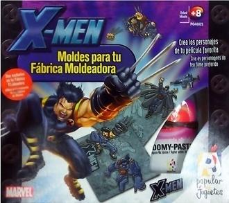 Molde X-Men, Popular Juguetes