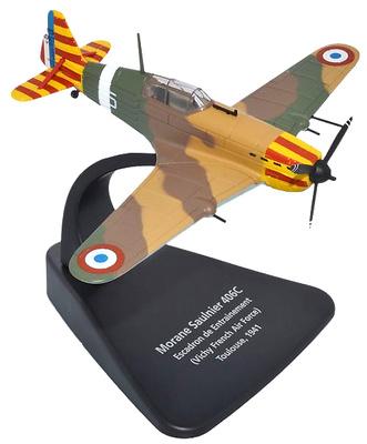 Morane Saulnier, Escuadrón de Entrenamiento, Ejército Francés de Vichy, Toulouse, 1941, 1:72, Oxford