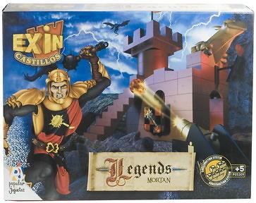 Mortan, serie Legends, Exin Castillos