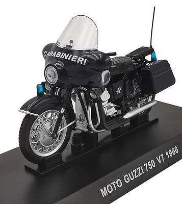 Moto Guzzi 750 VT, 1966, Colección Carabinieri