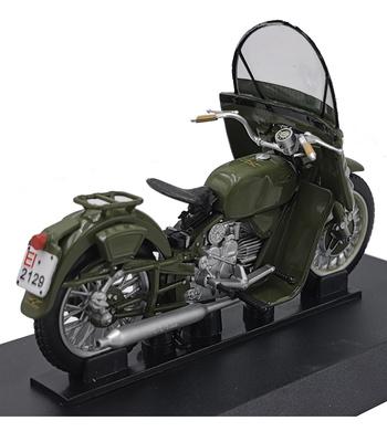 Moto Guzzi Falcone 500, 1967, Colección Carabinieri