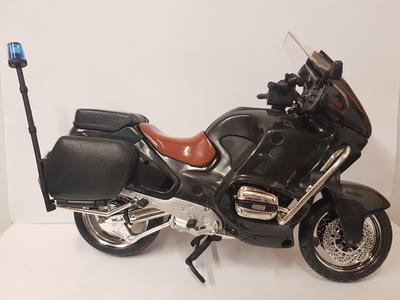 Moto Madelman Super Equipo Cuerpo Secreto