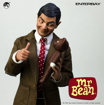 Mr. Bean, 1:6, Enterbay