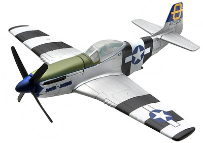 Mustang P51, 1945, 1:72, Corgi