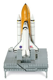"NASA OV-104 ""Atlantis"" Space Shuttle, 1:500, Herpa"