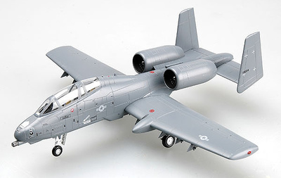 N/AW A-10 Warthog (YA-10B), 1:72, Easy Model