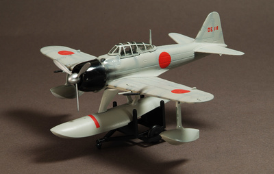Nakajima A6M2-N  Flying boat Base on Mitshubishi Zero A6m5, Japan, 1:72, War Master