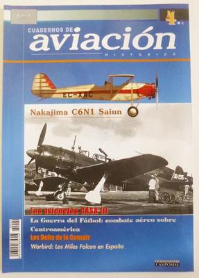 Nakajima C6N1 Saiun (Libro)