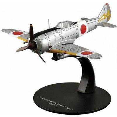 Nakajima Ki-44 Shoki, 2ª G.M., Servicio Aéreo del Ejército Japonés, 1:72, DeAgostini