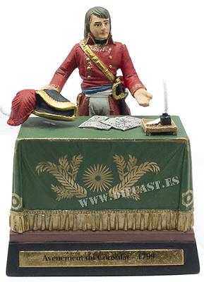 Napoleón, Advenimiento del Consulado, 1799, 1:30, Ediciones Cobra