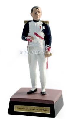 Napoleón, administrador del Imperio, 1:30, Ediciones Cobra