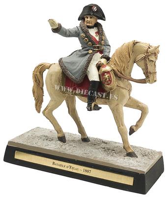 Napoleón en la Batalla de Eylau, 1807, 1:30, Ediciones Cobra