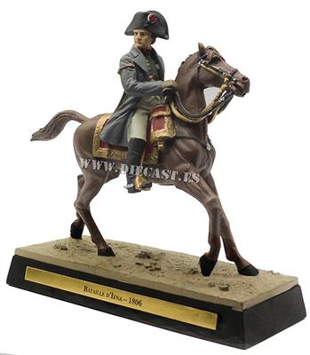 Napoleón en la Batalla de Jena, 1806, 1:30, Ediciones Cobra