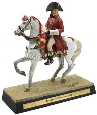 Napoleón en la Batalla de Marengo, 1797, 1:30, Ediciones Cobra