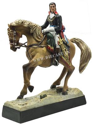 Napoleón en la Batalla de Rívoli, Enero, 1797, 1:30, Ediciones Cobra