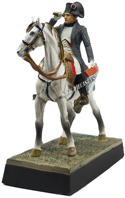 Napoleón en la Batalla de Wagram, 1809, 1:30, Ediciones Cobra