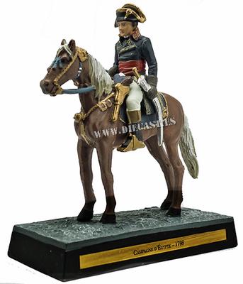 Napoleón en la Campaña de Egipto, 1798, 1:30, Ediciones Cobra