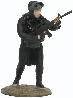 Navy Seal Frogman, USA, 1:32, Altaya