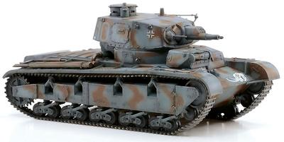 Neubau-Fahrzeug, Nr.3-5, Pz.Abtt.z.b. V. 40, Norway 1940, 1:72, Dragon Armor