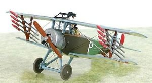 Nieuport 11 Bebe, Escadrille Americaine N.124, Norman Prince, France, 1916, 1:48, Carousel