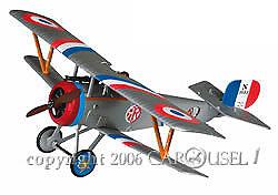 Nieuport 17 Ltd 1800, 1:48, Carousel1