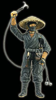 Ninja, Tateoka Muneyoshi, 1:18, Forces of Valor