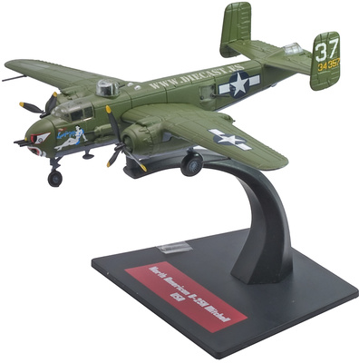 North American B-25H Mitchell, 1:144, Altaya