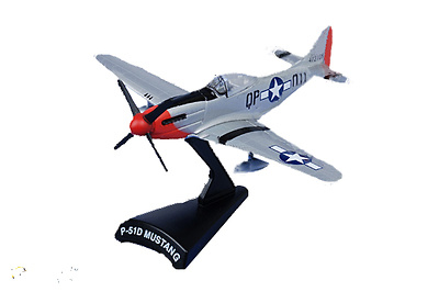 North American P-51D Mustang, 1:100, Model Power