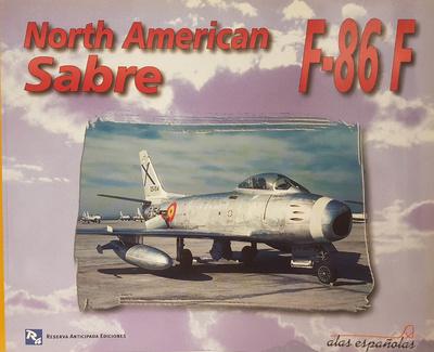North American Sabre F-86F (Libro)