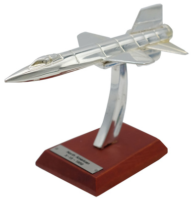 North American X-15, 1959, 1:200, Atlas