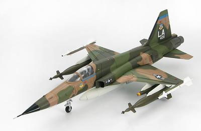Northrop F-5E Tiger II USAF, 58 TFTW, Luke AFB AZ, 1970s, 1:72, Hobby Master