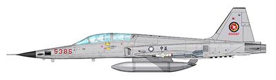 Northrop F-5F Tiger II 5385, ROCAF, Taiwan, 1:72, Hobby Master