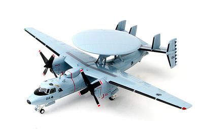 Northrop Grumman E-2C Hawkeye 111 Squadron, RSAF, Tengah Air Base, Singapore Air Force, 1:72, Hobby Master