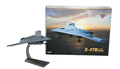 Northrop Grumman X-47B Pegasus UCAV , 1:72, Air Force One