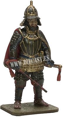 Oda Nobunaga, 1534-1582, Samurai, 1:30, Del Prado