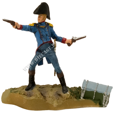 Officer of the Navy, 1:32, Editions Atlas