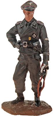 Oficial de Carros de las Waffen-SS, 1943, 1:30, Hobby & Work