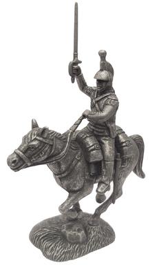 Oficial de Coraceros a caballo, Francia, 1914, 1:24, Atlas Editions