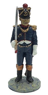 Oficial de Granaderos, Infantería de Línea, 1813-1815, 1:32, Eaglemoss