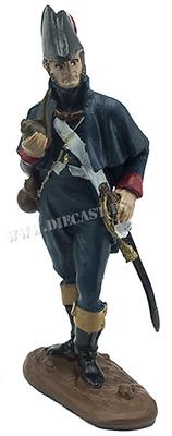 Oficial de Infantería de Línea, 1812, 1:30, Hobby & Work