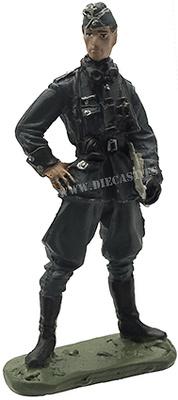 Oficial de combatientes de la policía departamental, 1942, 1:30, Hobby & Work