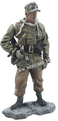 """Oficial de infantería de Montaña """"Gebirgsjäger"""", 1944, 1:30, Hobby & Work"""