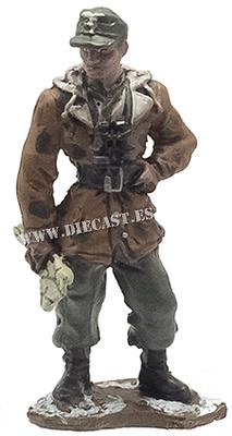 Oficial de la Sturmgeschütz, 1944, 1:30, Hobby & Work