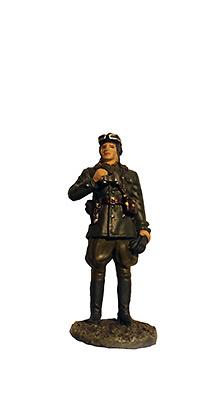 Oficial de las fuerzas armadas con uniforme de campaña, Ejército Soviético, 1941-1943, 1:32, Eaglemoss