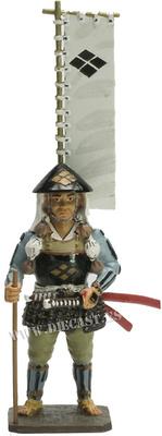 Ohhatamochi, Samurai, 1:30, Del Prado